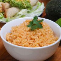 Martin's Easy Mexican Rice