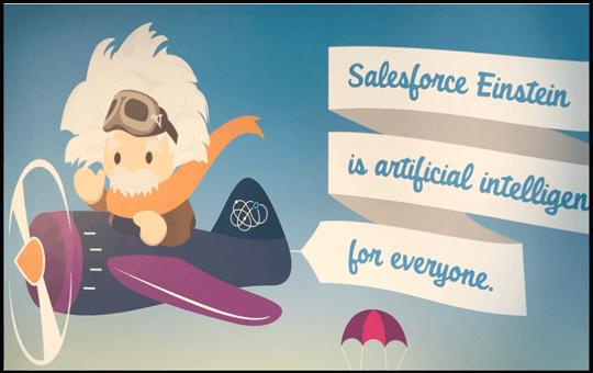 salesforce einsten