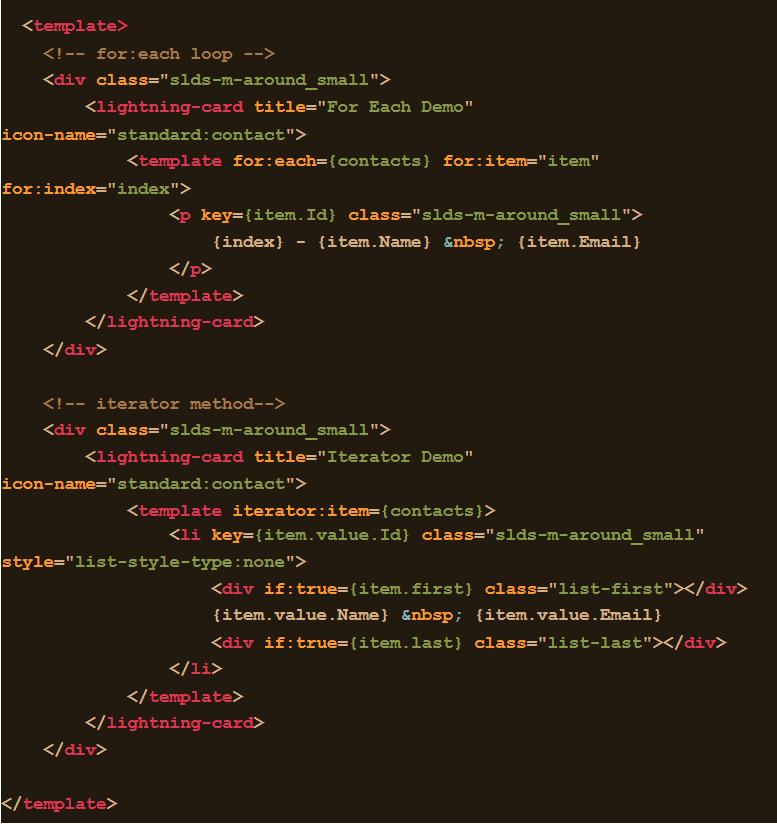 lwc code