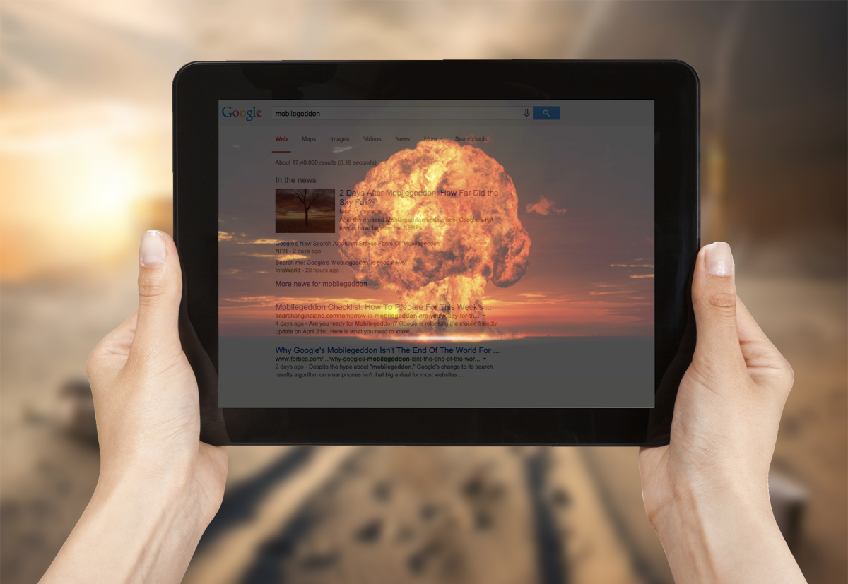 Reap the Benefits of Mobilegeddon