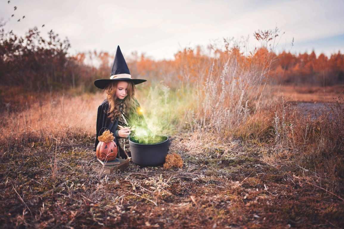 activités enfant halloween