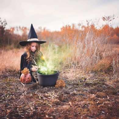 activités halloween enfant