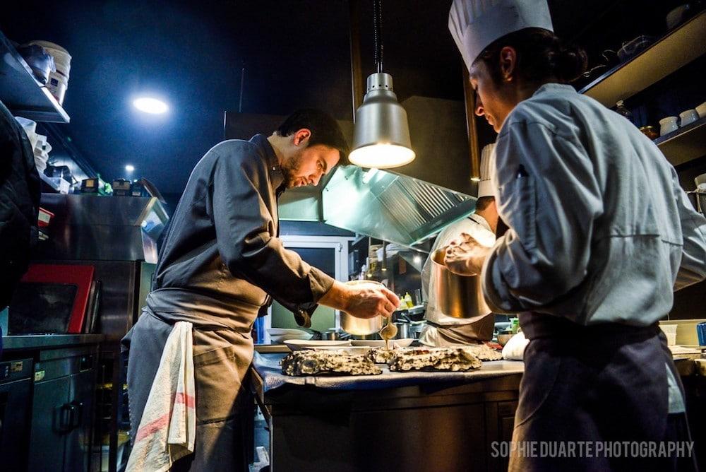 Cours de cuisine en ligne avec un chef étoilé