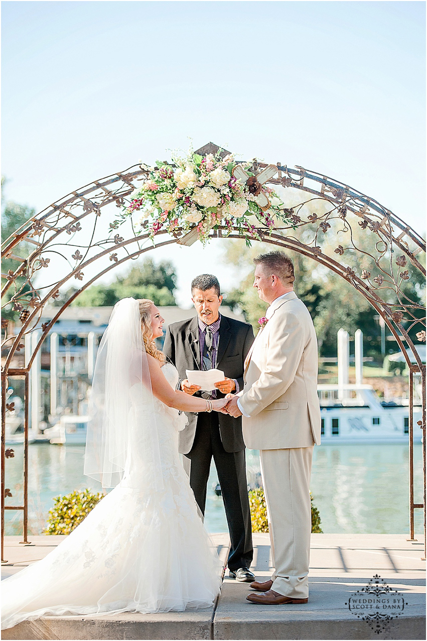 Scotts Seafood On The River Wedding Sacramento Wedding