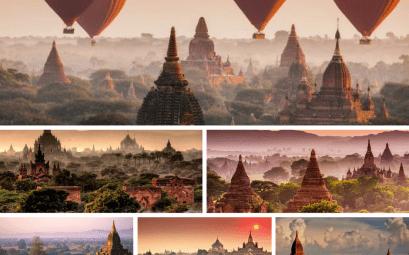 Du lịch bụi Myanmar