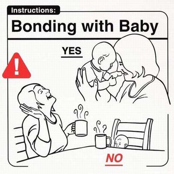 DO's and DONT's for Parents when taking care of the baby