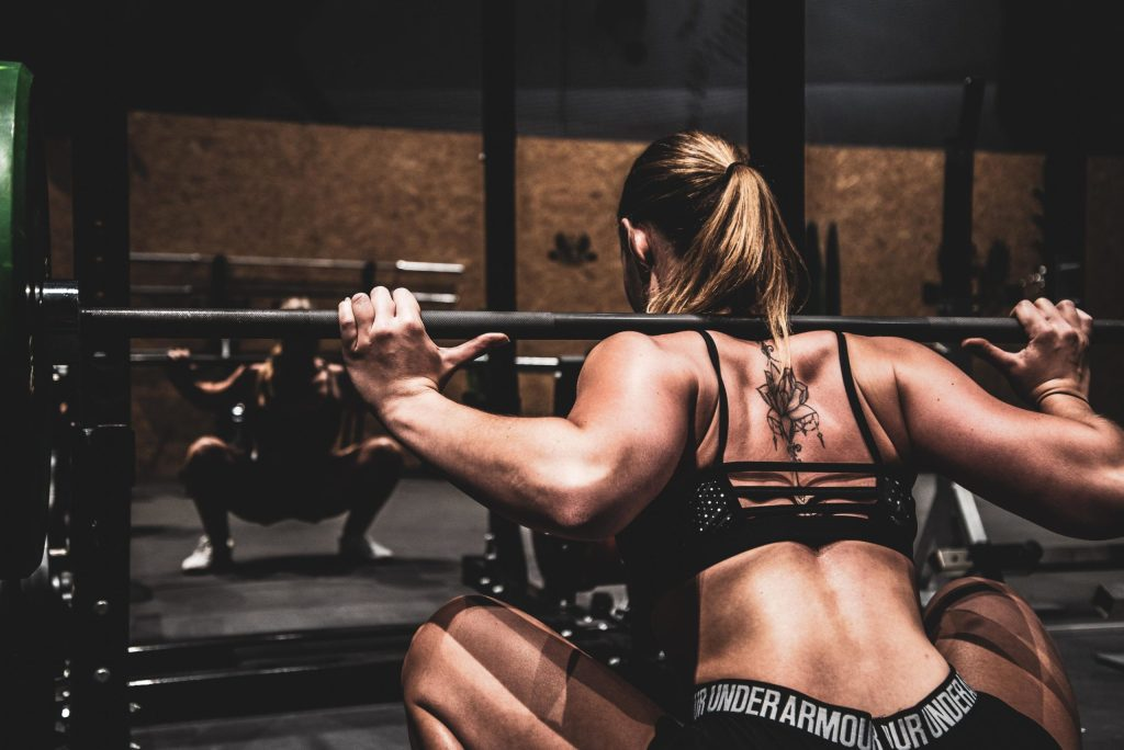 Muscle growing and preserving with protein