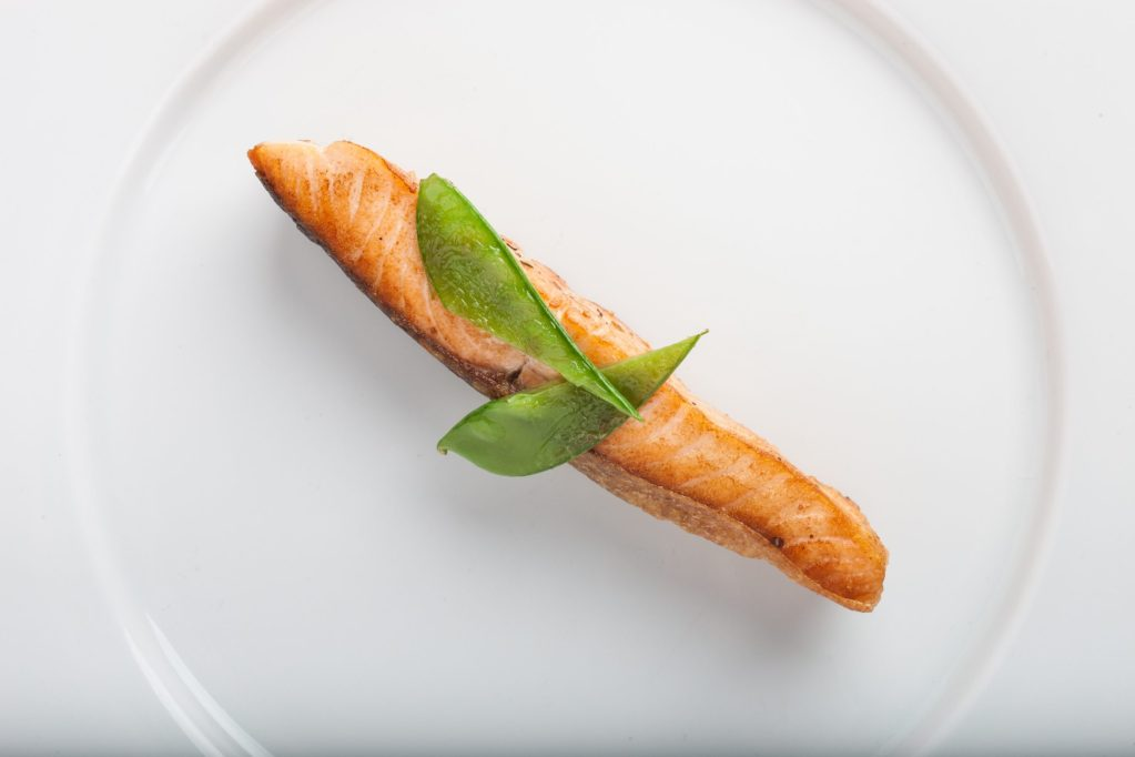 salmon as healthy lunch idea for weight loss