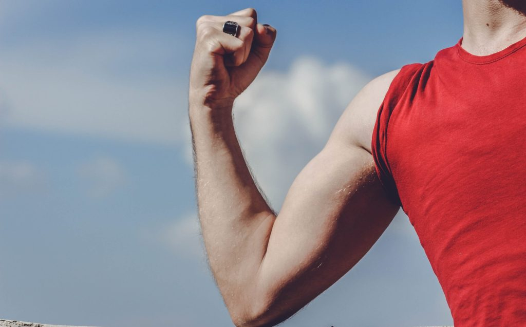 Magnesium helps you repair and build muscle