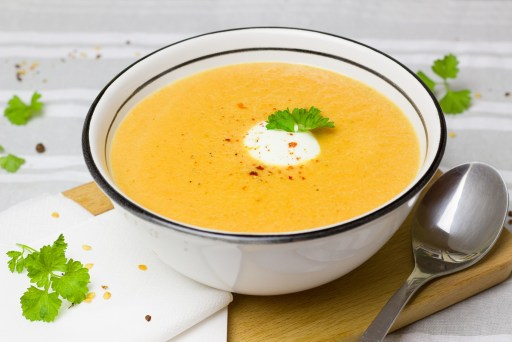 carrot soup for weight loss