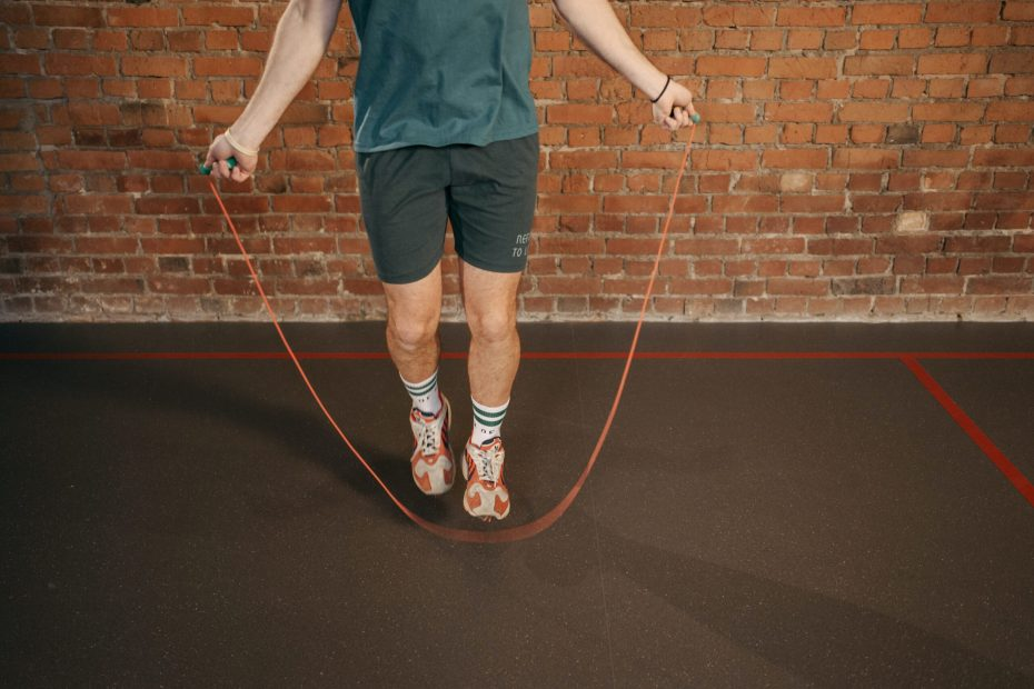 Does Jumping Rope Help You Burn Belly Fat