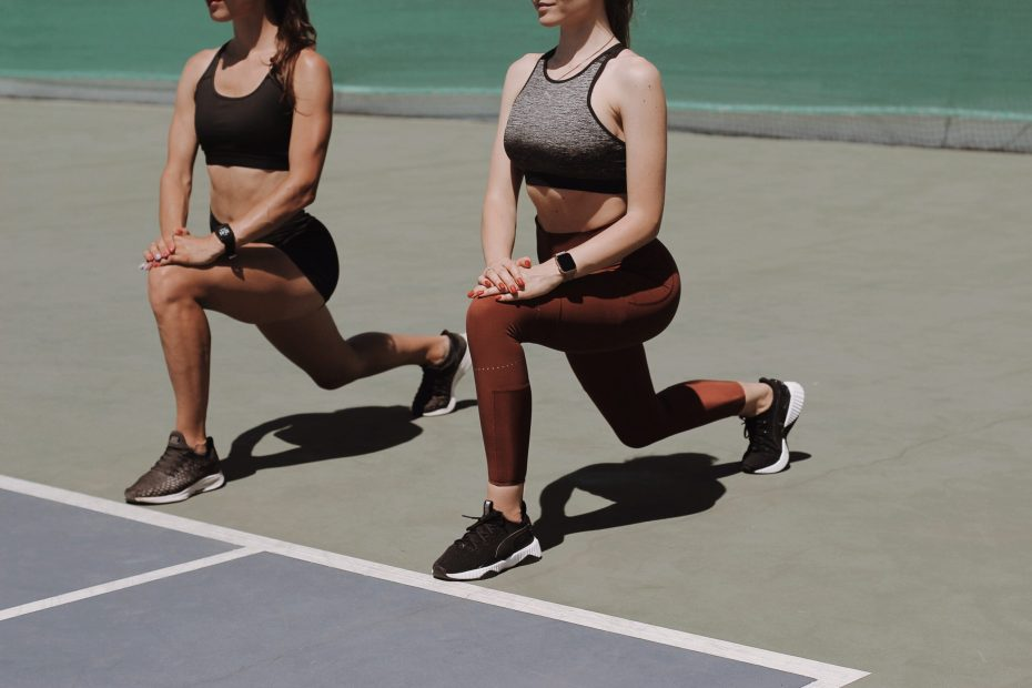 How Many Calories Do Lunges Burn