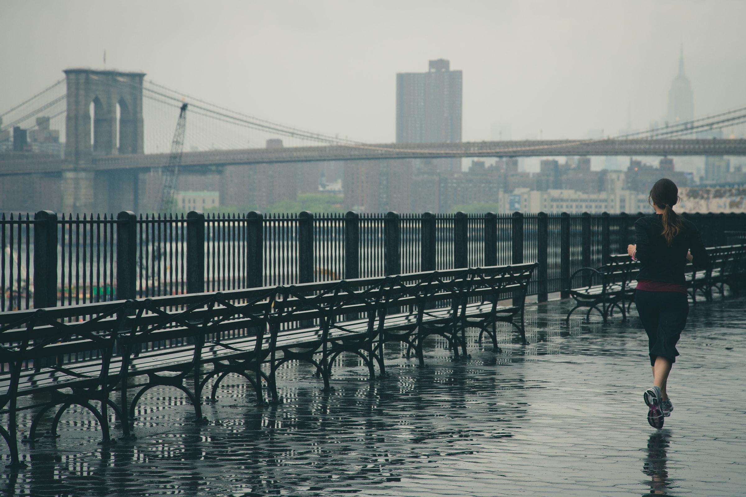 Running In The Rain: Is It Safe, Tips, What To Wear
