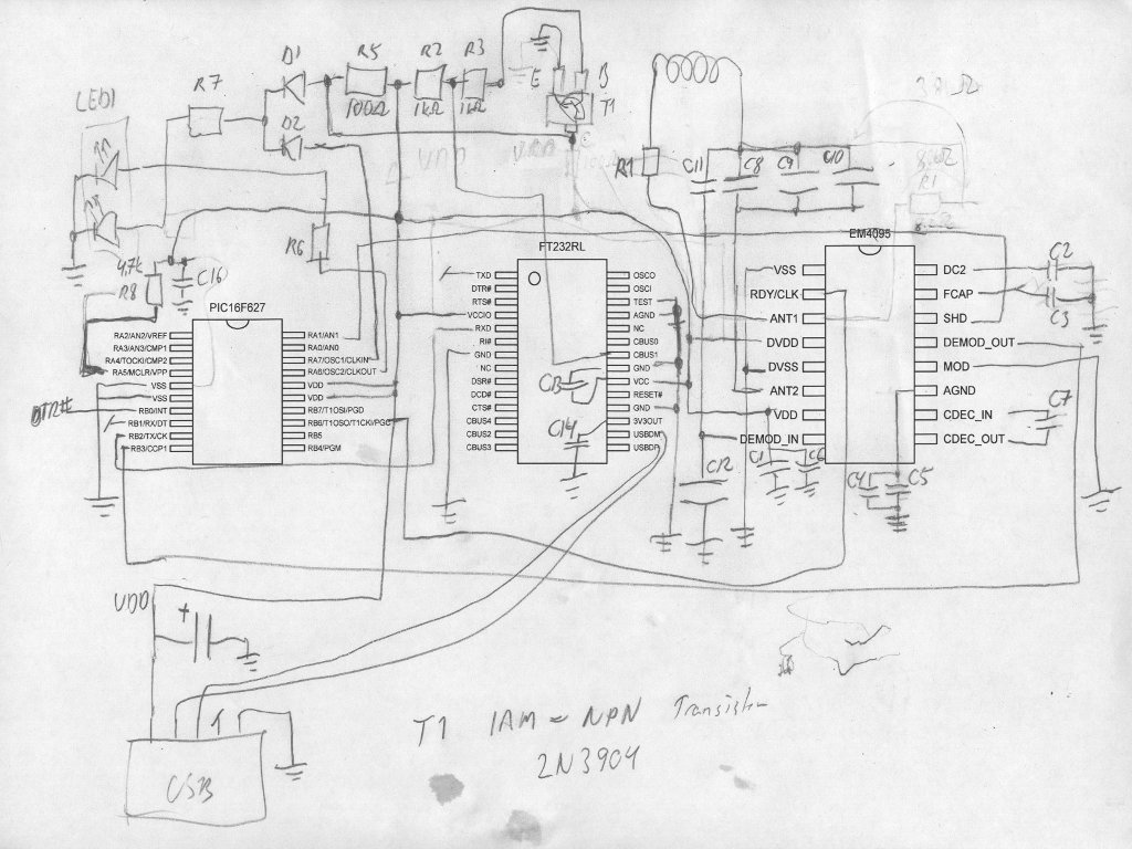 Reverse Engineering, Part 2, Schematics