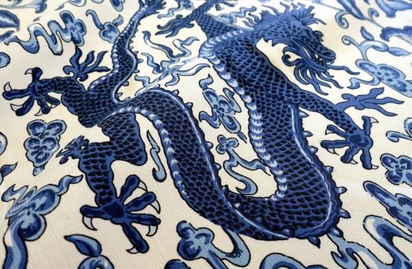 2 - Chi'en Dragon Indigo close up 2