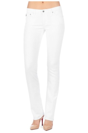 The Best Casual White Pants for Spring/Summer 2016