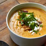 COOKING ON DEADLINE: Cream of Carrot Soup