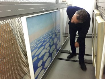 New technology aims to slow damage to Georgia O'Keeffe works