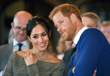 Fashion: What will Meghan wear? Royal wedding dress a top UK secret