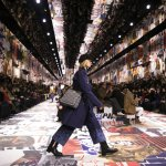 Dior's '60s flower power celebrates women's rights in Paris