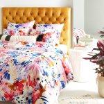 Dramatic bedtime story: Comforters, duvets get bolder
