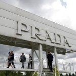 Family-run Prada grooming son to take over in future