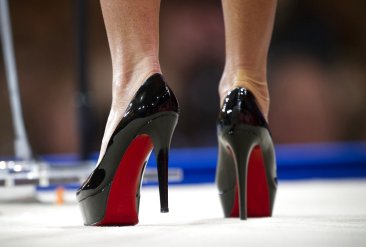 Designer Louboutin wins case on red soled high-heels