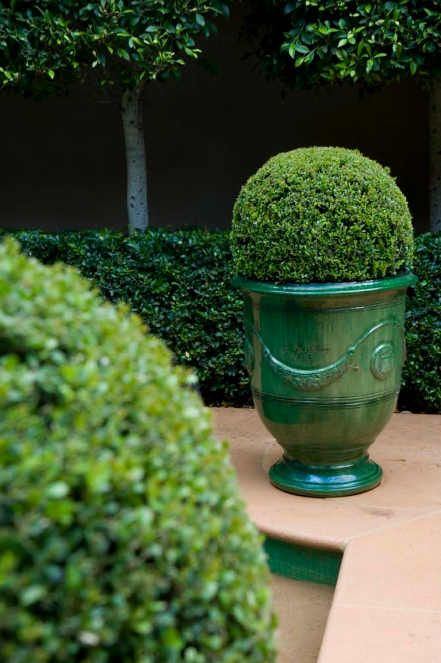 Anduze Pots Green Patio
