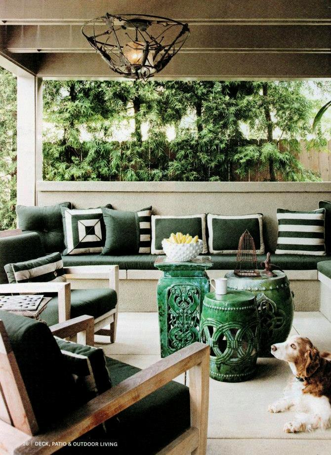 Five Ways To Use A Garden Stool The Well Appointed House