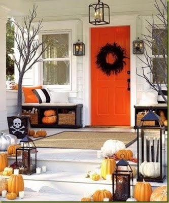 Halloween pottery barn