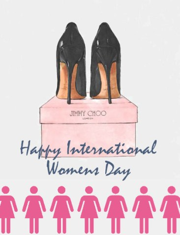 Celebrating International Women's Day – March 8th 2017