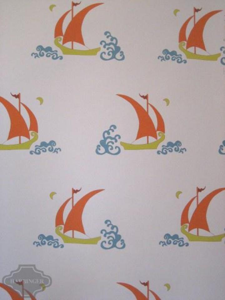 Katie-Ridder-Beetlecat-Wallpaper-Cream-Color