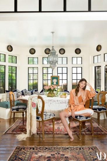 Tour Lily Aldridge's Nashville Home