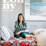 Lonny Magazine's Latest Issue is Out!