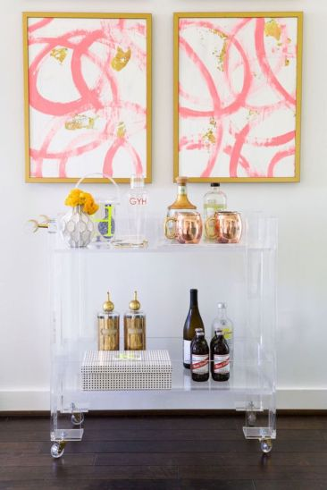 Spring 2016 Trends: Loco for Lucite!