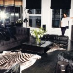 Tribeca Cool: Alexander Wang's Apartment