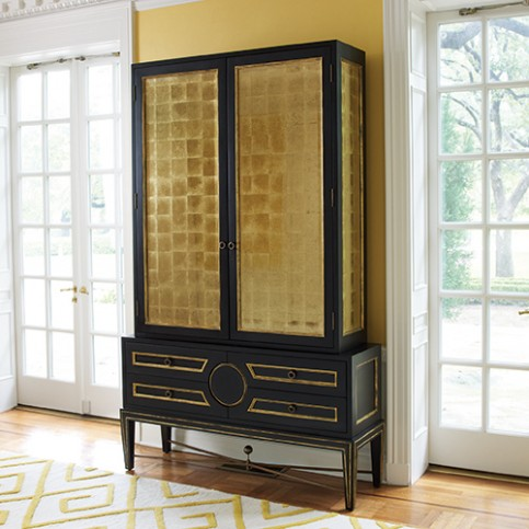 bar cabinet black 3
