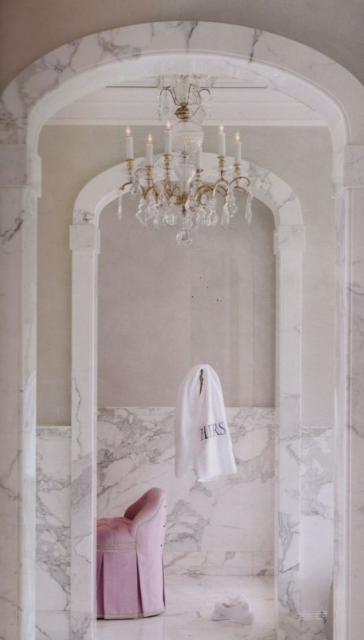 bathroom arches