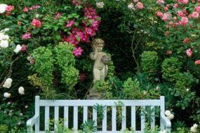 Our Favorite Garden Benches