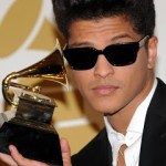 Bruno Mars at Home in Los Angeles