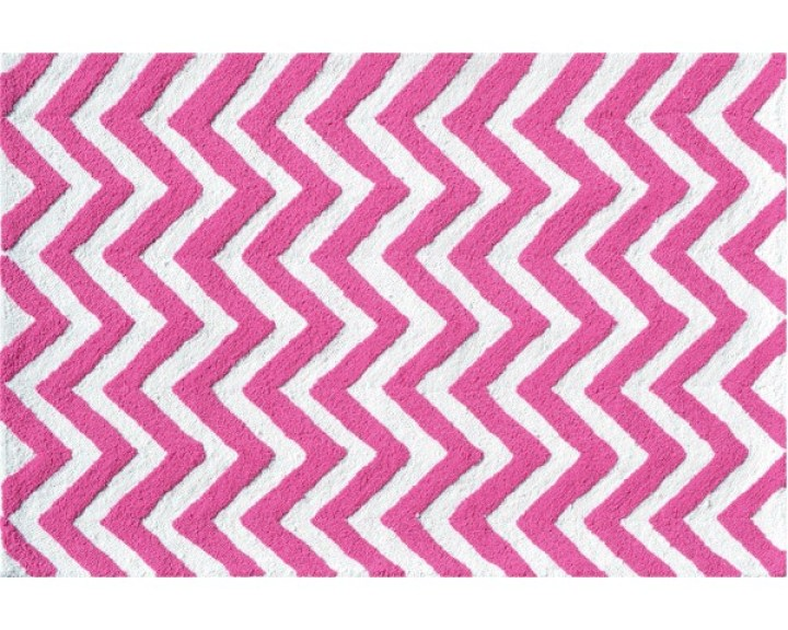 childs_chevron_hook_rug_in_pink