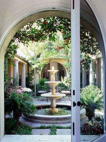 Outdoor Fountains For Every Home!