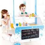 Blog Giveaway! Children's Ice Cream Emporium Wooden Toy!