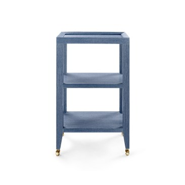 Blog Giveaway! Bungalow 5 Isadora Side Table in Navy Blue!