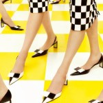 Taking Yellow Inspiration from Louis Vuitton's Spring 2013 RTW Campaign and Show