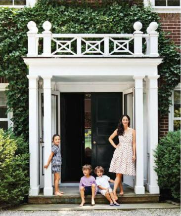 Stunning Front Door Ideas: Add a Portico! 20 Gorgeous Entryways!