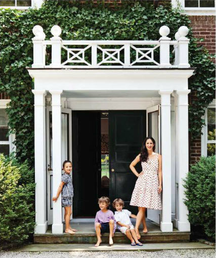 Genial Stunning Front Door Ideas: Add A Portico! 20 Gorgeous Entryways! | The Well  Appointed House Blog: Living The Well Appointed Life