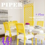 New Online Home Decor Magazine from Australia: Ivy and Piper