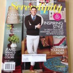 Happy Easter! See us in Serendipity Magazine's April 2013 issue!