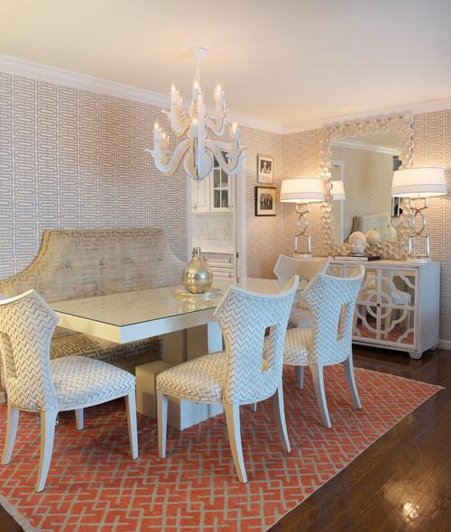 Transitional Dining Room: Transitional Dining Rooms We Love